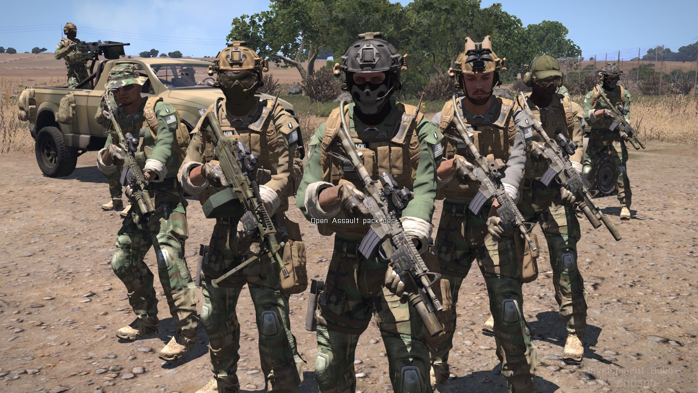 Massi S Us Marine Corp And Marsoc Mod Updated Griff S Den