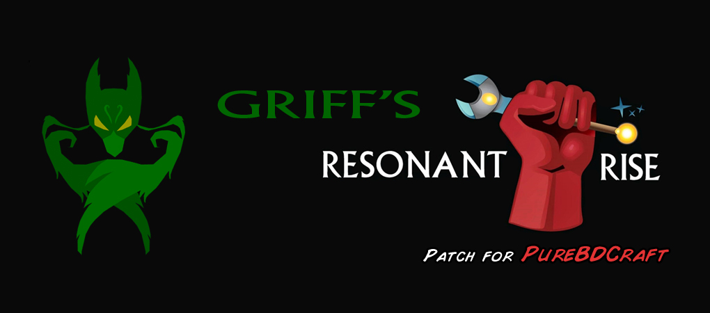 Griff's Sphax Texture Pack for Resonant Rise